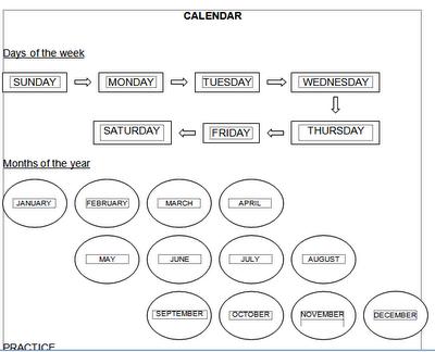 Modul tema calendar