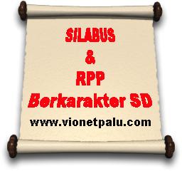 Silabus dan RPP Berkarakter PJOK Untuk SD