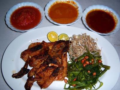 Makanan Khas Nusa Tenggara Barat