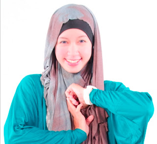 model Cara Memakai Jilbab Hijab Style terbaru modern