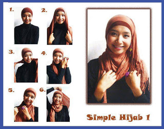 hijab style terbaru modern
