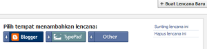 Cara Terbaru Buat Badge Profil Lencana FB di Blog