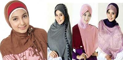 Video Cara Memakai Jilbab Modern Cantik