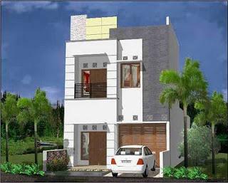 Contoh Gambar Rumah Minimalis Terbaru