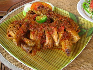 Makanan Khas Bali Indonesia