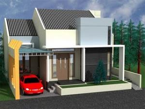 Contoh Lengkap Gambar Rumah Minimalis