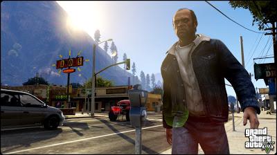 Rilis Game GTA V (Grand Theft Auto V)