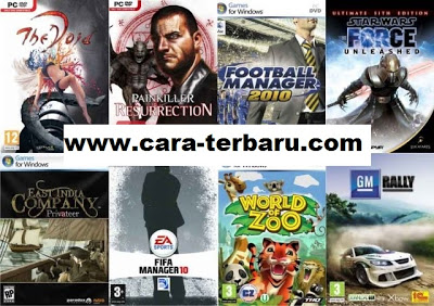Situs Tempat Download Game PC Full Version Gratis