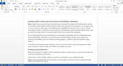 Ubah File PDF ke Word dengan Microsoft Office 2013