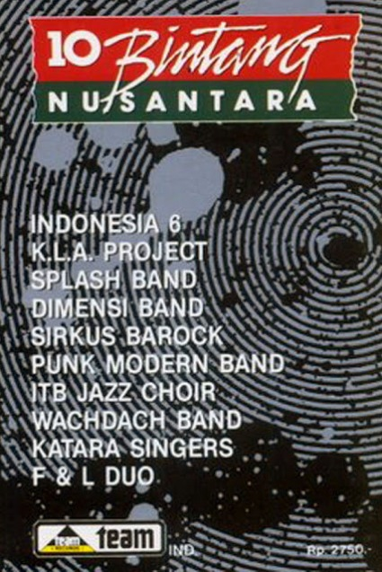 Kaset Lawas Band Indonesia
