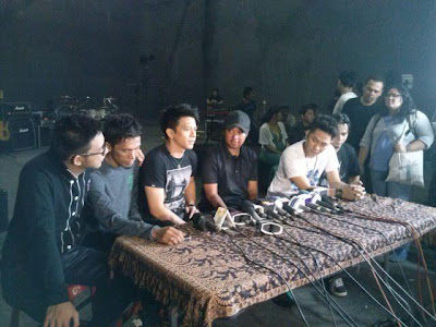 Pembuatan Video Klip Noah Band Ariel